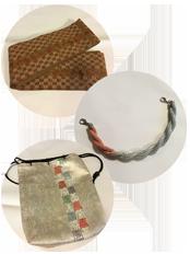男着物・帯と羽織紐